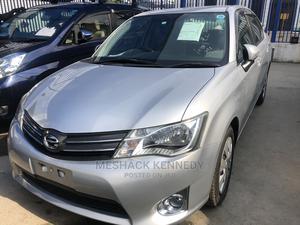 Toyota Axio 2014 Silver   Cars for sale in Mombasa, Mombasa CBD