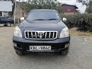 Toyota Land Cruiser Prado 2003 Black | Cars for sale in Nairobi, Kilimani