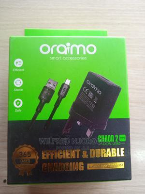 Oraimo Fast Charger | Accessories for Mobile Phones & Tablets for sale in Kiambu, Ruiru