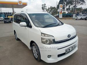 Toyota Voxy 2013 White | Cars for sale in Nairobi, Umoja