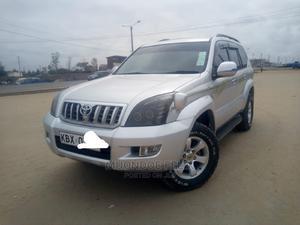 Toyota Land Cruiser Prado 2007 Silver   Cars for sale in Nairobi, Embakasi