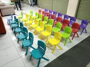 Kindergarten Kid's Back-Rest Chair | Children's Furniture for sale in Nairobi, Nairobi Central