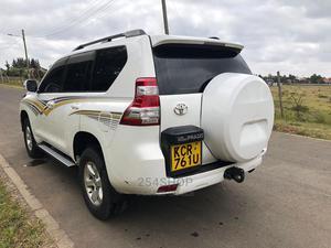 Toyota Land Cruiser Prado 2009 3.0 D-4d 5dr Silver   Cars for sale in Nairobi, Nairobi Central