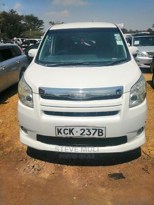 Toyota Noah 2010 White   Cars for sale in Nairobi, Muthaiga