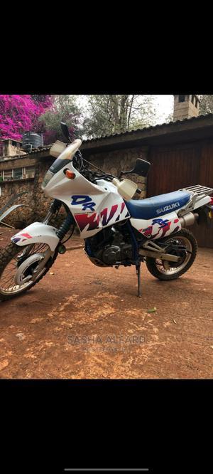 Suzuki DR-Z 1996 White   Motorcycles & Scooters for sale in Nairobi, Karen