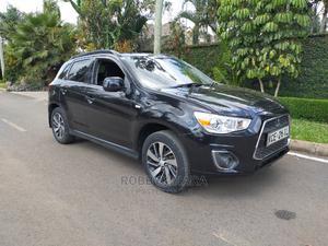 Mitsubishi ASX 2015 Black | Cars for sale in Nairobi, Karen