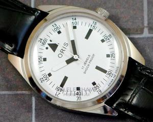 Vintage Oris Mechanical Hand Winding Swiss Made Men's Wrist   Watches for sale in Meru, Municipality