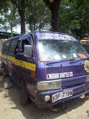 Nissan Matatu 2001 Blue | Buses & Microbuses for sale in Mombasa, Changamwe