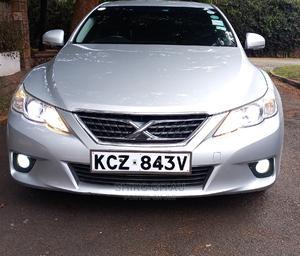 Toyota Mark X 2012 Silver | Cars for sale in Nairobi, Nairobi Central