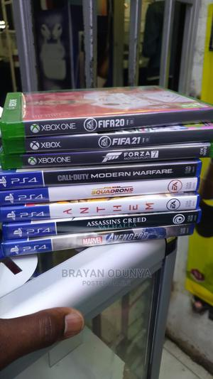 Used Playstation Xbox One Games | Video Games for sale in Nairobi, Nairobi Central