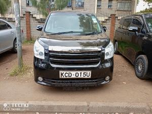 Toyota Noah 2008 Black   Cars for sale in Nairobi, Ngara