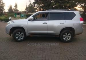 Toyota Land Cruiser Prado 2012 Silver | Cars for sale in Kisumu, Kisumu West
