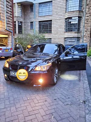 BMW 525i 2009 Black | Cars for sale in Nairobi, Kilimani