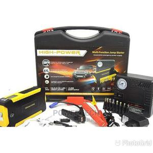 Portable Car Jump Starter Kit With Air Compressor | Vehicle Parts & Accessories for sale in Nairobi, Nairobi Central