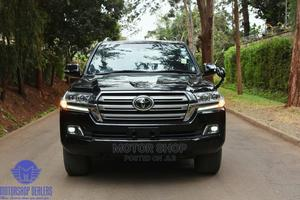New Toyota Land Cruiser 2018 Black | Cars for sale in Nairobi, Runda
