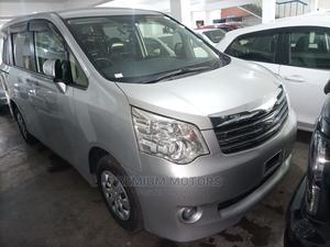 Toyota Noah 2014 2.0 FWD (8 Seater) Silver | Cars for sale in Mombasa, Mombasa CBD