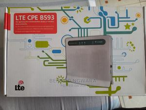 Huawei LTE CPE B593 Router With Sim Card   Networking Products for sale in Nairobi, Langata