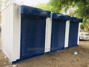 20ft Fabricated Container 3 Stalls Ready. | Commercial Property For Sale for sale in Jomvu, Miritini