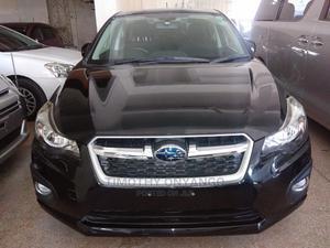 Subaru Impreza 2014 Black | Cars for sale in Mombasa, Ganjoni
