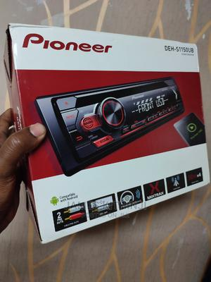 Pioneer Deh-S1150ub USB | Vehicle Parts & Accessories for sale in Nairobi, Nairobi Central