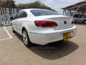 Volkswagen CC 2013 R-Line White   Cars for sale in Nairobi, Parklands/Highridge