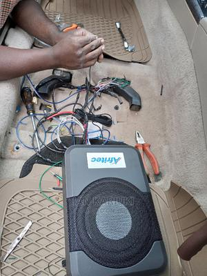 Underseat Subwoofer   Vehicle Parts & Accessories for sale in Nairobi, Ngara