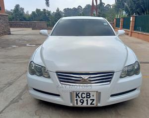 Toyota Mark X 2007 White | Cars for sale in Nairobi, Nairobi Central
