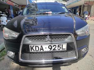 Mitsubishi RVR 2013 Black | Cars for sale in Mombasa, Mombasa CBD