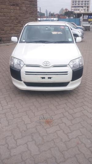 Toyota Succeed 2015 White | Cars for sale in Nairobi, Kilimani