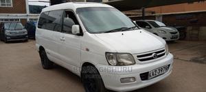 Toyota Noah 2002 2.0 AWD (8 Seater) White | Cars for sale in Nairobi, Karen