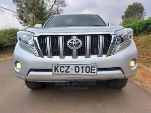 Toyota Land Cruiser Prado 2013 Silver | Cars for sale in Nairobi, Kasarani