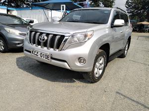 Toyota Land Cruiser Prado 2013 Silver   Cars for sale in Nairobi, Nairobi Central
