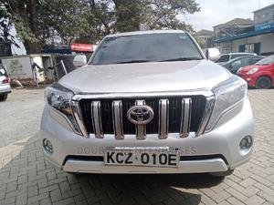 Toyota Land Cruiser Prado 2013 Silver | Cars for sale in Nairobi, Nairobi Central