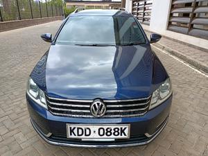 Volkswagen Passat 2014 Blue   Cars for sale in Nairobi, Langata