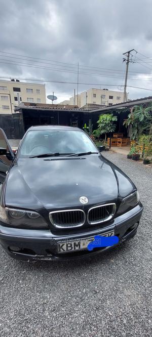 BMW 318i 2004 Black | Cars for sale in Nairobi, Nairobi Central
