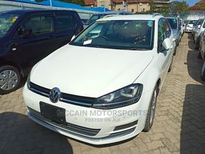 Volkswagen Golf 2014 White   Cars for sale in Mombasa, Mvita