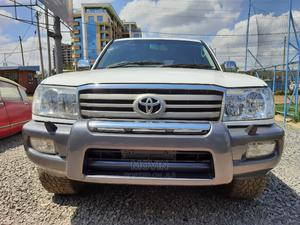 Toyota Land Cruiser 2006 100 4.7 Executive White | Cars for sale in Nairobi, Kilimani