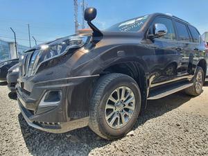 Toyota Land Cruiser Prado 2012 2.7 I Brown | Cars for sale in Mombasa, Mombasa CBD