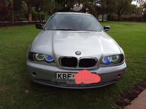 BMW 320Ci 2001 Silver   Cars for sale in Nairobi, Karen