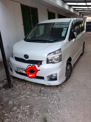 Toyota Voxy 2012 White | Cars for sale in Mombasa, Shanzu