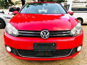 Volkswagen Golf 2012 Red | Cars for sale in Nairobi, Westlands