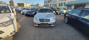 Mercedes-Benz S-Class 2012 Silver | Cars for sale in Mombasa, Mombasa CBD