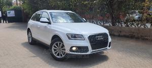 Audi Q5 2014 White   Cars for sale in Nairobi, Kilimani