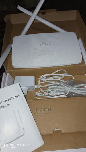 Wifi Router That Uses Simcards | Networking Products for sale in Kericho, Ainamoi