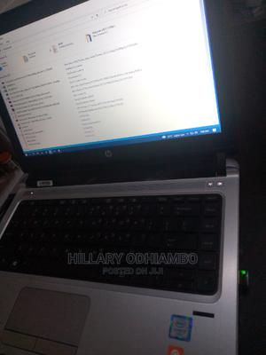 Laptop HP ProBook 430 G3 4GB Intel Core I3 HDD 500GB   Laptops & Computers for sale in Nairobi, Embakasi