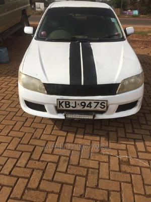 Mazda Familia 2003 White   Cars for sale in Nairobi, Kangemi