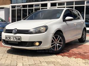 Volkswagen Golf 2011 White   Cars for sale in Nairobi, Nairobi Central