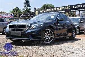 Mercedes-Benz S-Class 2014 Gray | Cars for sale in Nairobi, Runda