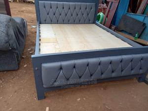5*6 Hardwood Bed | Furniture for sale in Nairobi, Roysambu
