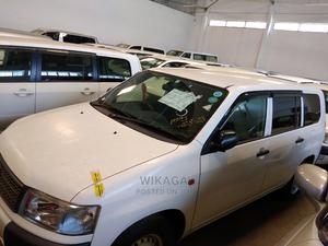 Toyota Probox 2014 1.3 DX Comfort 2WD White | Cars for sale in Mombasa, Mombasa CBD